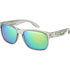 Rudy Project Spinhawk Bril, crystal ash - rp optics multilaser green